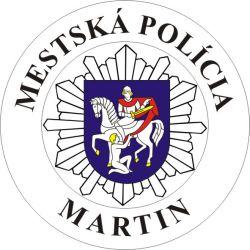 Logo - polícia Martin