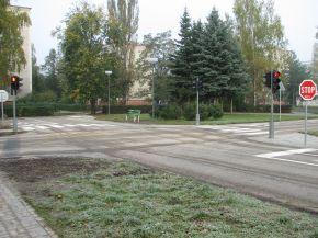 Dopravné ihrisko na Severe